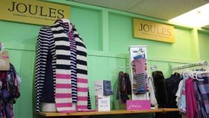 Lindsayline, Kirkcudbright image showing shop interior